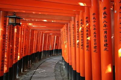 Kuil Fushimi Inari