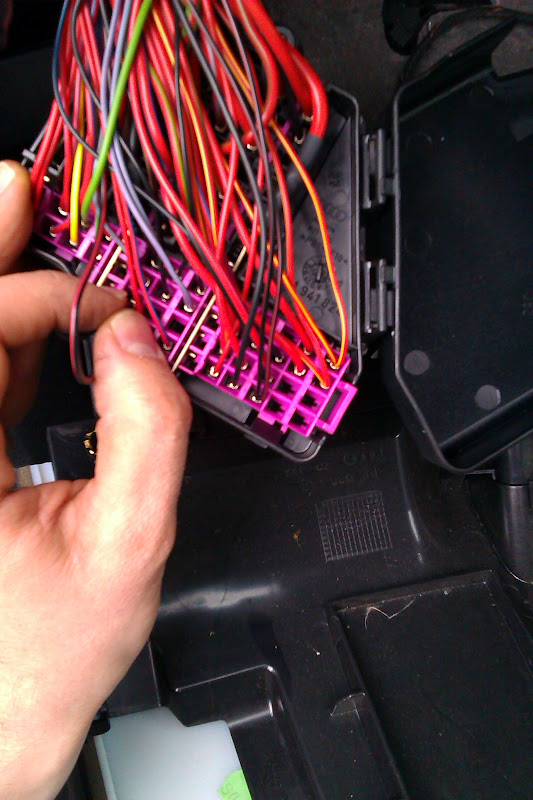 adding a switched fuse