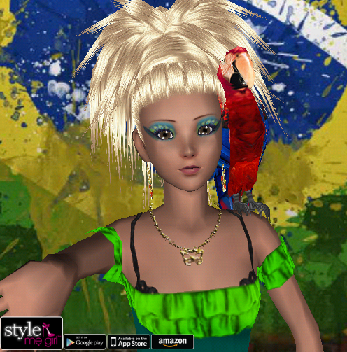 Style Me Girl Level 28 - Lara - Carnival