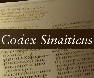 CODEX SINAITICO