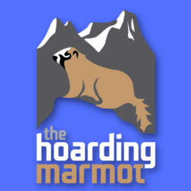 Image result for hoarding marmot logo