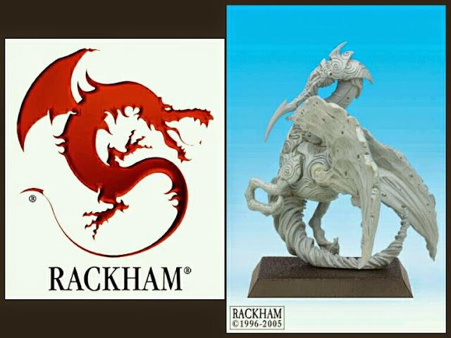 Elementales Rakham, aire