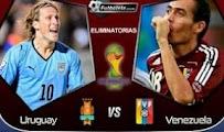Uruguay Venezuela online Eliminatorias 2012