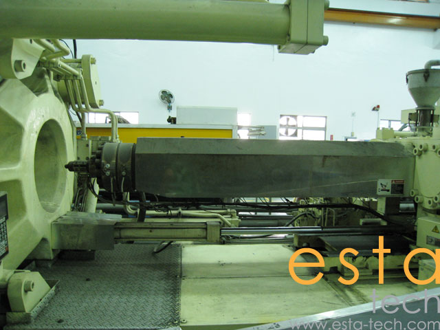 Toshiba Is650gt 59a 1998 Plastic Injection Moulding Machine