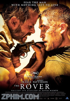 Tận Thế - The Rover (2014) Poster