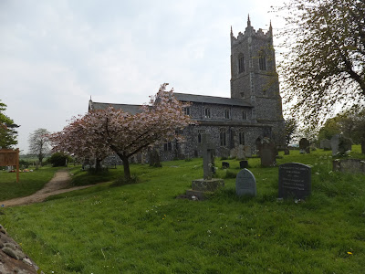 St. Marys church, Northrepps