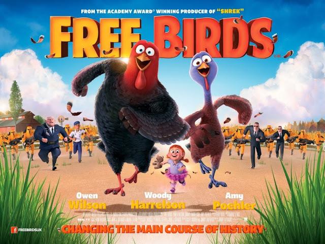 Free Birds Wallpaper