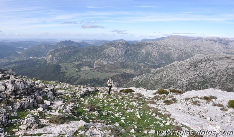 Subida al Pico de los Pinos