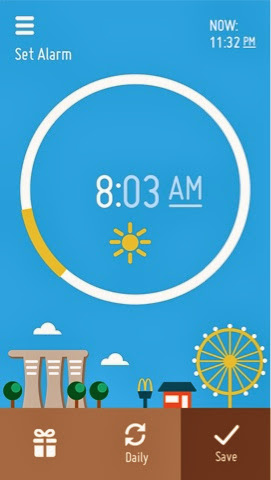 alexis blogs: Download McDonald's Surprise Alarm App