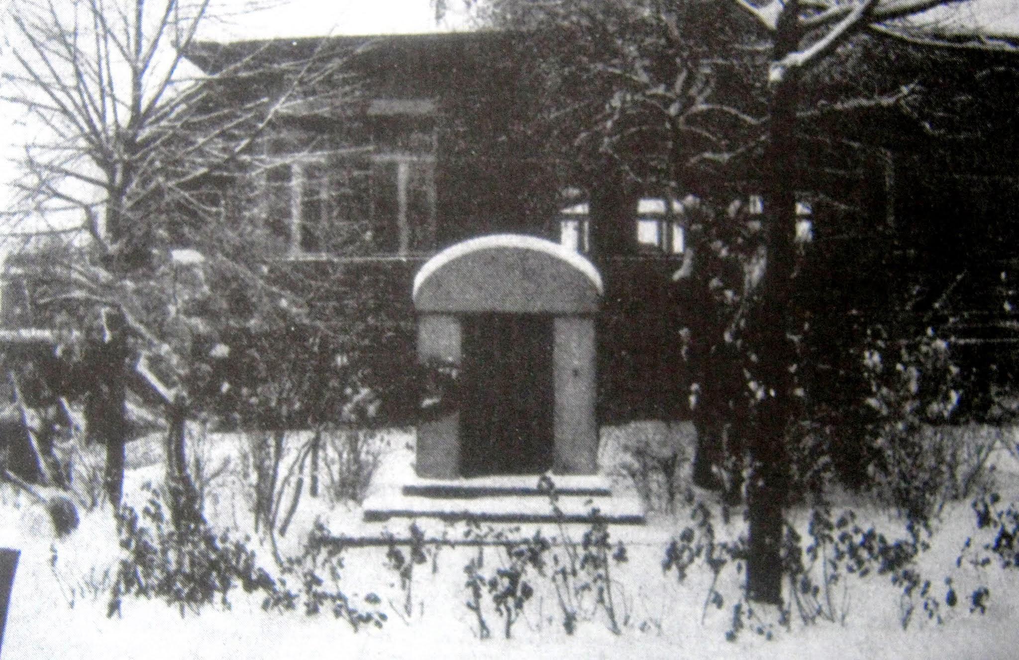Nieistniejący pomnik pierwszowojenny pracowników papierni Feldmühle