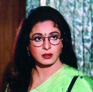 Bangladeshi ever green actress Shabana