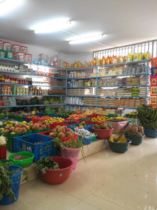 Nakumatt Shopping Centre
