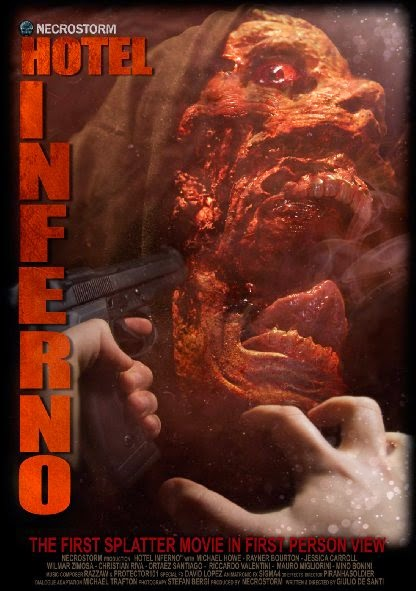 Poster Of English Movie Hotel Inferno (2013) Free Download Full New Hollywood Movie Watch Online At Alldownloads4u.Com