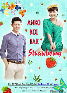Anko Kon Ruk Strawberry - Anko Kon Ruk Strawberry poster