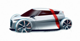 Audi previews Urban Concept ahead of Frankfurt Motor Show