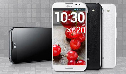 LG reveals the Design of Optimus G Pro   Design of Optimus G Pro