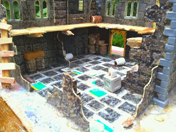 Dwalthrim's smithy - my table and terrain PicsArt_1404300209412