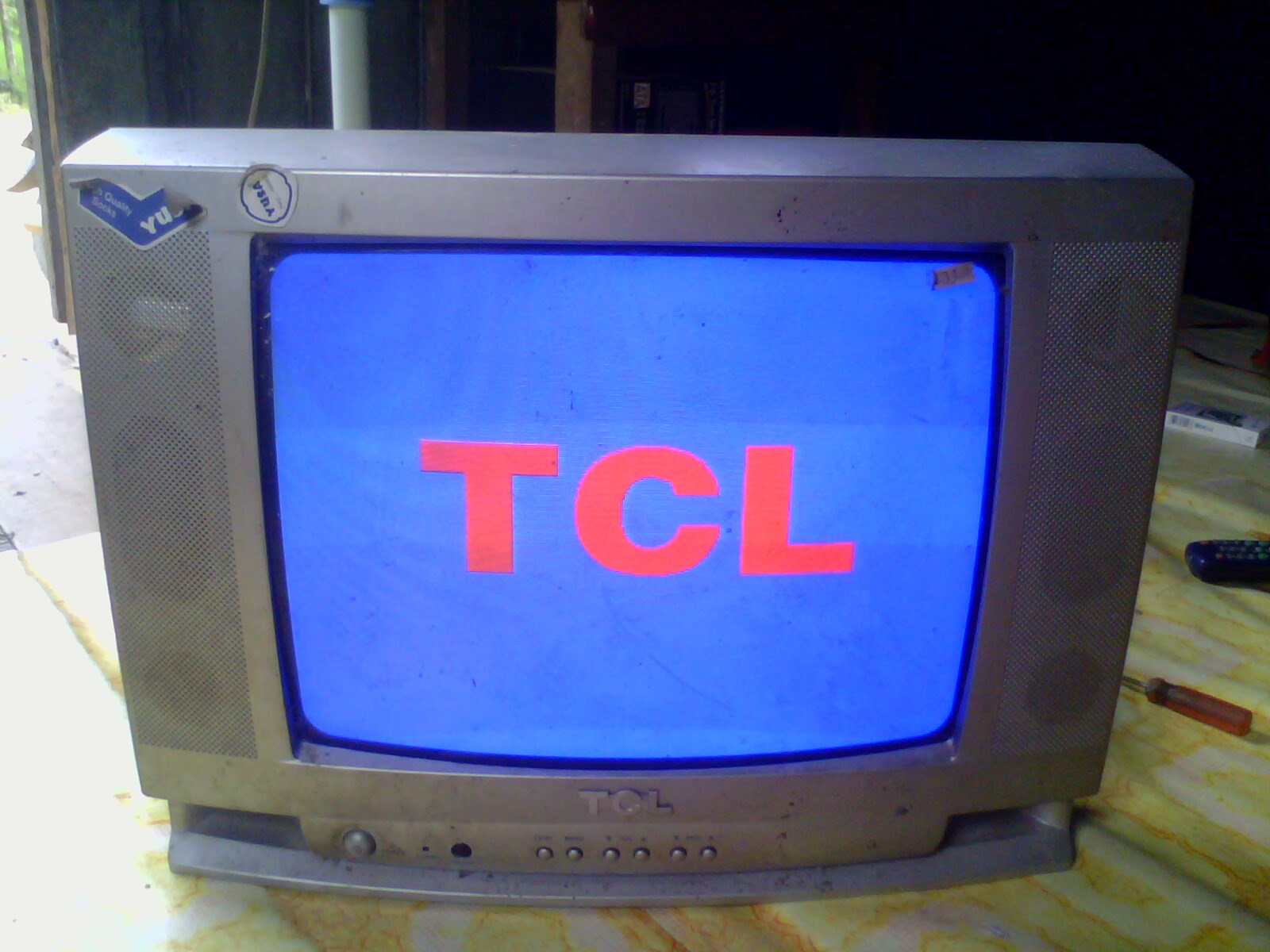 Default Setting Eprom Televisi TCL N 1497 A