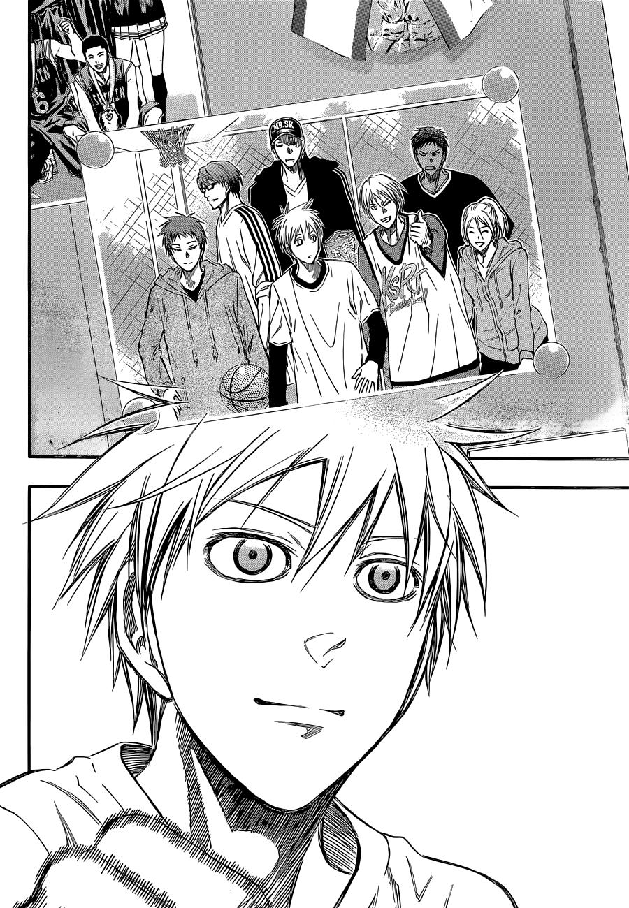 Kuroko no Basket Manga Chapter 275 - Image 19