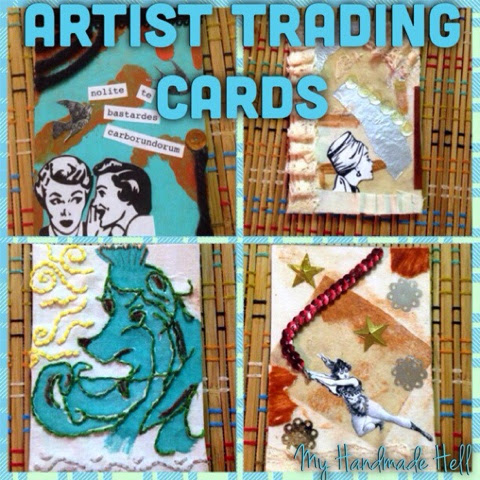 how to make your own trading cards