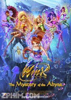 Bí Ẩn Đáy Vực - Winx Club: The Mystery of the Abyss (2014) Poster