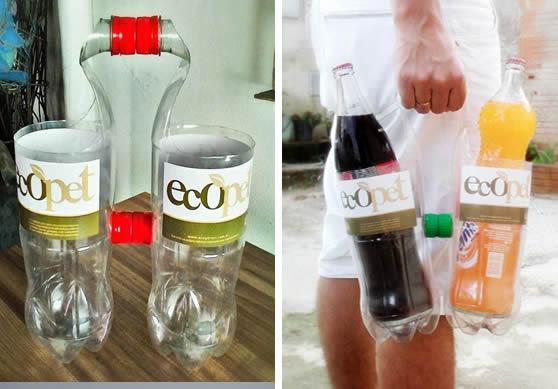 Reciclagem criativa