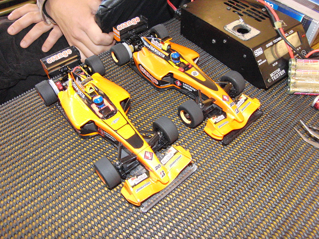 Kyoshosan More F1 Pictures From 8th Mini Z Cup Final In Japan Pn Racing V2 Rc Printed Circuit Board Assembly Mr03 Setting Source Fonte