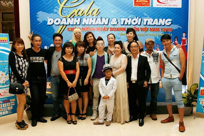 Gala Doanh Nhan & Thoi Trang 2013