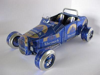 auto clasico lata color