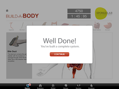 build-a-body after completing
