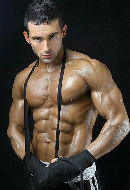 Super Hot Handsome Male Fitness Models Videos