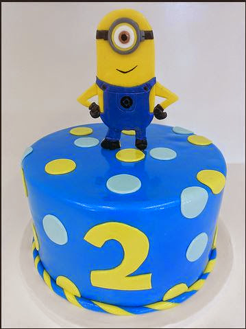 50 Best Despicable Me Birthday Cakes Ideas And Designs iBirthdayCake