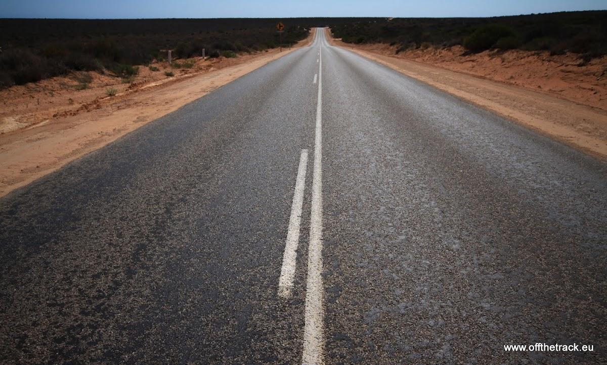 Prosta droga w Australii