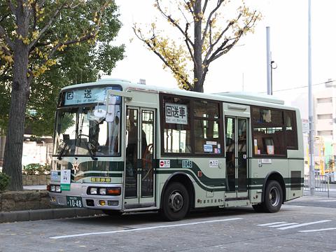 京都市交通局 84系統