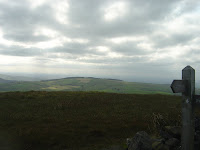 South west towards Macclesfield Forest from Shining Tor