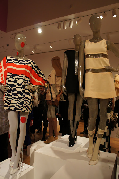 MOCA Pacific Design Center The Total Look Peggy Moffitt Rudi Gernreich William Claxton