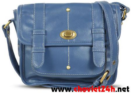 Túi đeo vai Sophie Cusset Blue - ML120BL