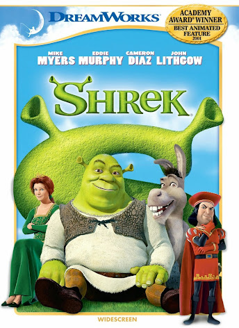 Shrek is one of 7 family-friendly Valentines movies and shows perfect for Valentine's Day