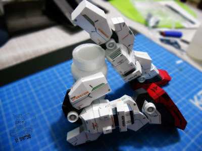 [Jeongyo No. 2] - FA-78 Gundam Light-Type DSCN1425