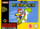 Jaquette du jeu Super Mario World