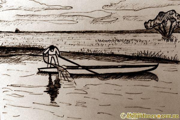 Рибалка на Стоході