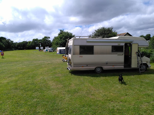 Veryan Camping and Caravanning Club Site at Veryan Camping and Caravanning Club Site