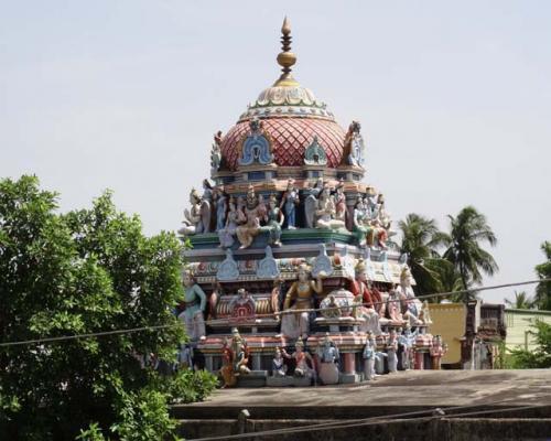 Sri Tiruvikrama Narayana Perumal Temple (Kazheesirama Vinnagaram), Seerkazhi - Divya Desam 28