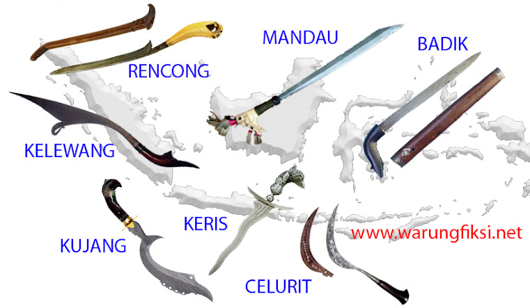 Indonesian blades