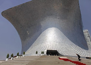 Soumaya Museum Carlos Slim Mexico City
