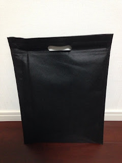 Folding Table - Metal - Black in Bag