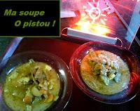 Soupe Ô pistou