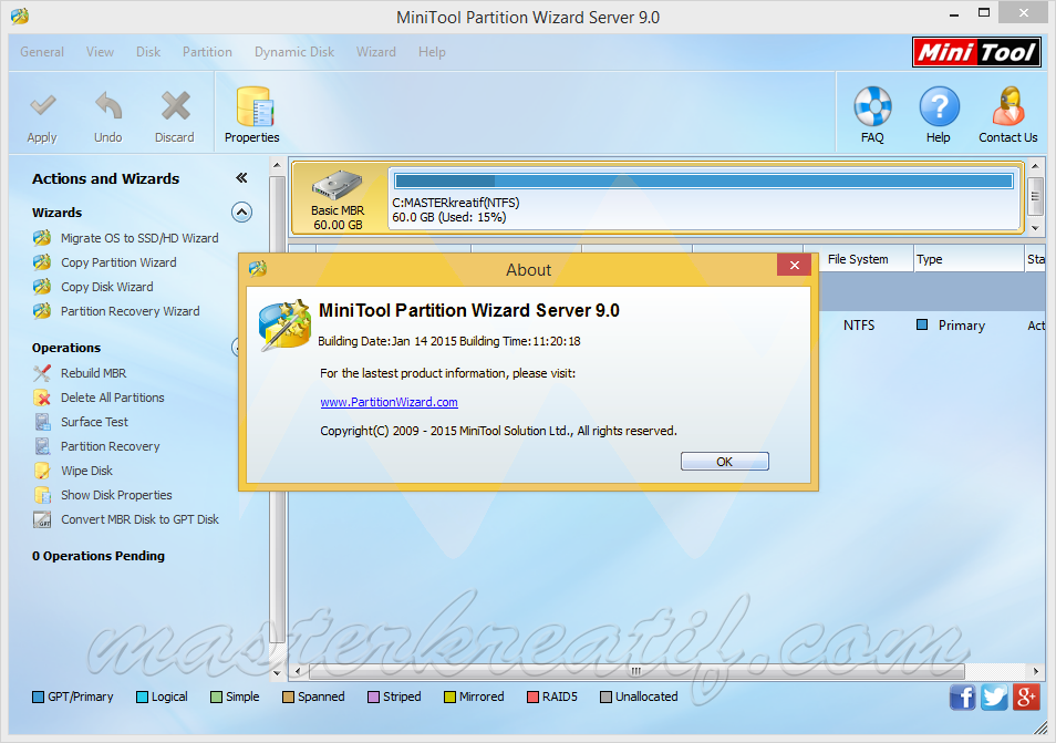Minitool Partition Wizard Server Edition Crack
