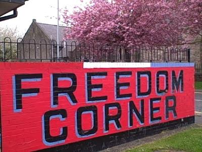 Northern Ireland - Freedom Corner
