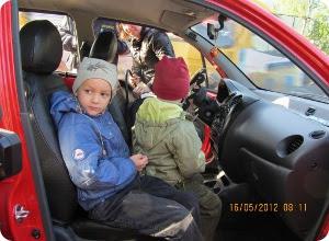 Правила перевозки детей нарушать нельзя